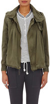 NSF Women's Camillo Cotton Hooded Jacket