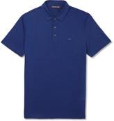 Michael Kors - Slim-fit Cotton Polo Shirt