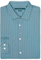 Perry Ellis Slim Fit Geo Floral Shirt