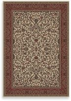 Bed Bath & Beyond Concord Global Trading Jewel Kashan Rug in Ivory