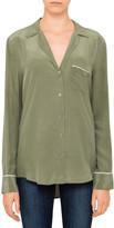 Equipment Kiera Pj Silk Shirt