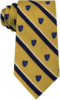 Tommy Hilfiger Men's Collegiate Stripe with Club Royal Tie