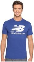 New Balance Classic Short Sleeve Logo Tee