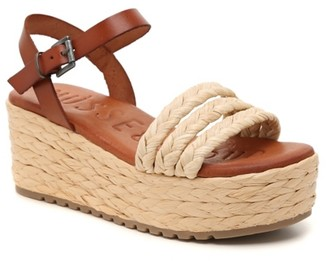 Musse & Cloud Tino Espadrille Wedge Sandal