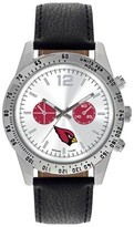 NFL Men's Game Time NFL Letterman Sports Watch - Black