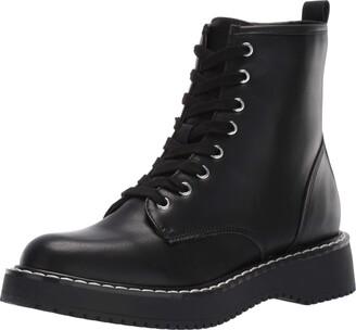 Madden-Girl Women's KURRT Combat Boot