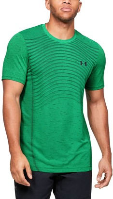 Under Armour Men's UA Seamless Wave Short Sleeve