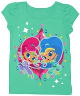 Freeze Jade Shimmer & Shine Tee - Toddler & Girls