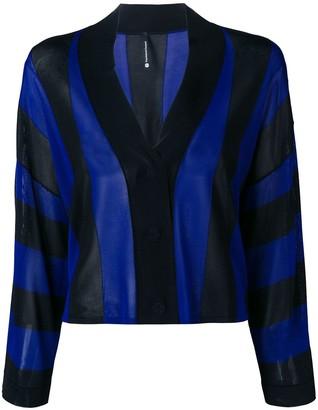 Pierantonio Gaspari Striped Cardigan