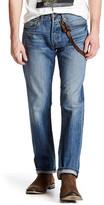 Lucky Brand 121 Heritage Slim Straight Leg Jean