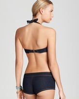 Juicy Couture Bikini Top - Betty Jean Underwire Halter Bra
