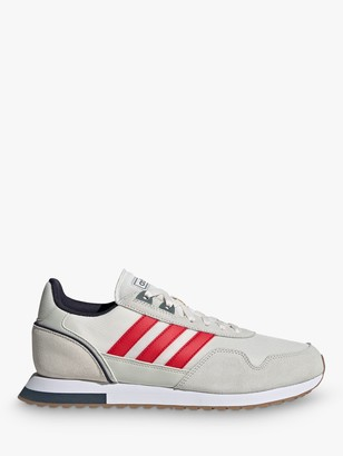 adidas 8K 2020 Leather Lace Up Trainers