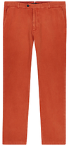 Jaeger Garment-dyed Slim Fit Chinos