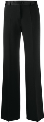 Paul Smith Wide-Leg Tailored Trousers