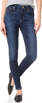 7 For All Mankind The High Waist Skinny Jeans