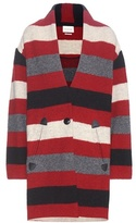 Etoile Isabel Marant Isabel Marant, Étoile Gabrie wool-blend coat