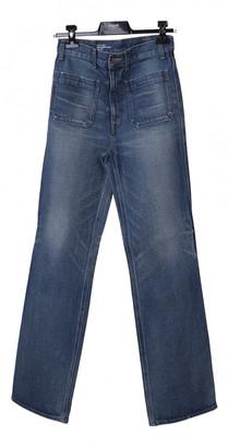 Celine Blue Denim - Jeans Trousers