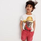 "J.Crew Boys' ""dog days of summer"" T-shirt"