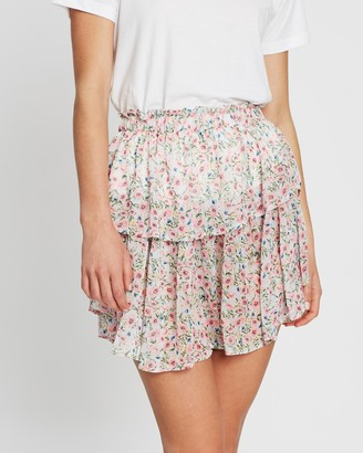 Atmos & Here Polly Frill Skirt