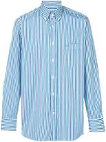 Paul & Shark chest pocket striped shirt