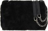 Max Mara Petite Shearling cross-body bag
