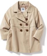 Old Navy Drapey Trench Coat for Toddler