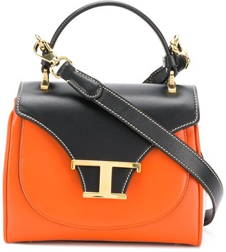 Tod's Micro Leather Tote Bag