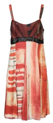 ELISA CAVALETTI by DANIELA DALLAVALLE Knee-length dress