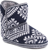 Muk Luks Women's Lena Boot Slippers