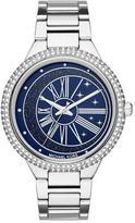 Michael Kors Taryn Celestial Stainless Steel Bracelet Watch