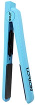 "Pure Ceramic & Diamond Ultra Smooth Plates 1.25"" Flat Iron - Blue"