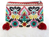 Forever 21 Charade Ornate Clutch