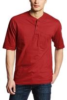 Wolverine Men's Renegade Short Sleeve Henley T-shirt