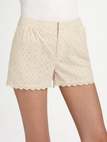 Effie Eyelet Shorts