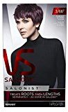 Vidal Sassoon Salonist Hair Colour Permanent Color Kit, 3/66 2 Darkest Intense Violet