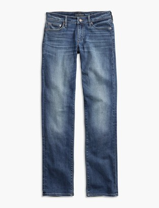 Lucky Brand Sweet Mid Rise Crop Jean