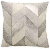 Kathy Ireland HomeTM Chevron Square Throw Pillow