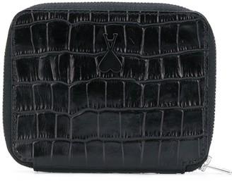 Ami Zipped Wallet