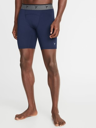 Old Navy Go-Dry Built-In Flex Base-Layer Shorts for Men - 8-inch inseam