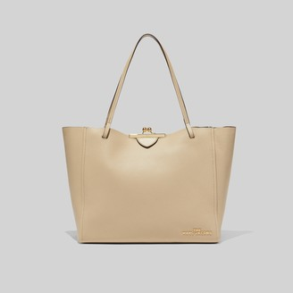 Marc Jacobs The Kiss Lock Tote