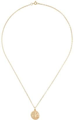 VICTORIA STRIGINI Istros coin necklace