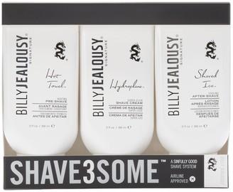 Billy Jealousy 3-pc. Shave 3Some Kit