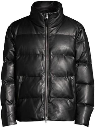 Mackage Ryden Lambskin Down Filled Puffer Jacket