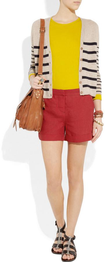 Band Of Outsiders Linen shorts