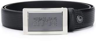 Versace woven belt