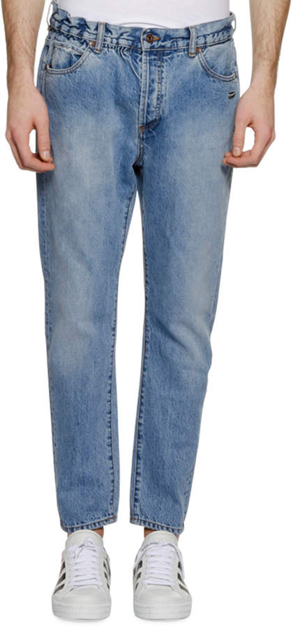 ba2f8638 Mens Drop Crotch Jeans - ShopStyle