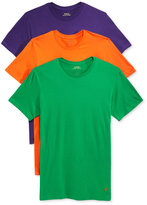 Polo Ralph Lauren Crew Neck T-Shirt 3-Pack