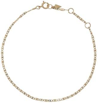Loren Stewart 10K yellow gold chain link bracelet