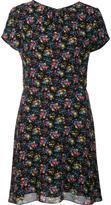 Saint Laurent prairie flower print dress - women - Silk/Cotton/Viscose - 38