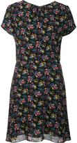Saint Laurent prairie flower print dress - women - Silk/Cotton/Viscose - 40